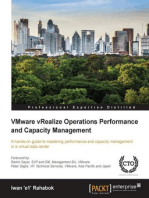 VMware vRealize Operations Performance and Capacity Management