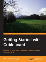 Getting Started with Cubieboard