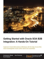 Getting Started with Oracle SOA B2B Integration