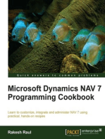 Microsoft Dynamics NAV 7 Programming Cookbook