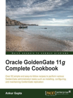 Oracle Goldengate 11g Complete Cookbook