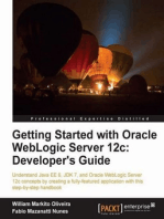 Getting Started with Oracle WebLogic Server 12c