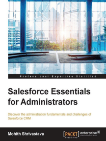 Salesforce Essentials for Administrators