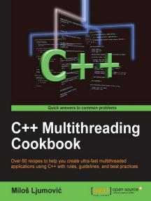C++ Multithreading Cookbook