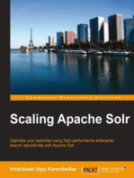 Scaling Apache Solr