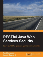 RESTful Java Web Services Security