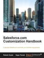 Salesforce.com Customization Handbook