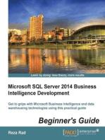 Microsoft SQL Server 2014 Business Intelligence Development Beginner's Guide
