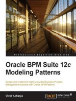 Oracle BPM Suite 12c Modeling Patterns