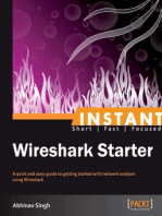 Instant Wireshark Starter