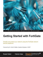 Getting Started with FortiGate