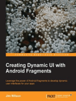 Creating Dynamic UI with Android Fragments