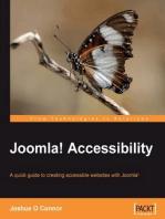 Joomla! Accessibility