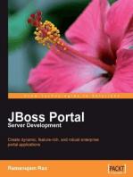 JBoss Portal Server Development