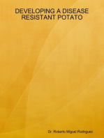 Developing a Disease Resistant Potato