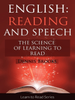 English: Reading and Speech
