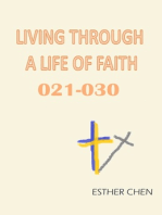 Living Through A Life Of Faith 021-030