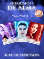 Guardiões de Alma volumes 1