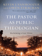 The Pastor as Public Theologian