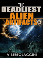 The Deadliest Alien Artifacts (Story Collection)