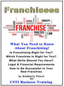 Franchisees: CSTI Business Training, #1