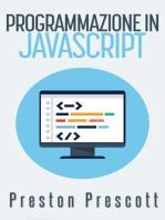 Programmazione in JavaScript