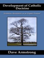 Development of Catholic Doctrine