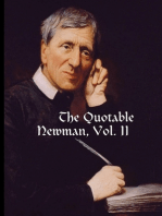The Quotable Newman, Vol. II