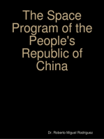 The Space Program of the People's Republic of China