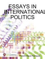 Essays In International Politics