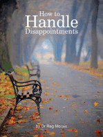 How to Handle Disappointments