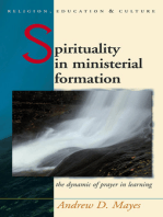 Spirituality in Ministerial Formation