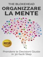 Organizzare la Mente