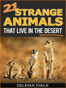 21 Strange Animals That Live In The Desert: Weird & Wonderful Animals, #4