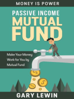 Passive Income : Mutual Fund: MONEY IS POWER, #3