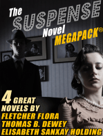 The Suspense Novel MEGAPACK ™