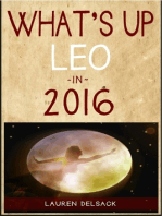 What's Up Leo in 2016
