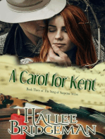 A Carol for Kent (Romantic Suspense)