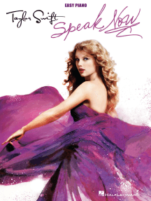 Taylor Swift - Speak Now: Easy Piano