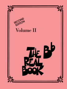 The Real Book - Volume II - Second Edition: Bb Edition