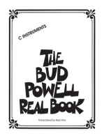 The Bud Powell Real Book
