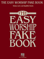 The Easy Worship Fake Book