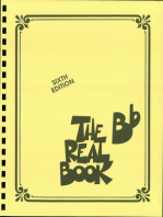 The Real Book - Volume I: Bb Edition