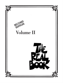 The Real Book - Volume II - Second Edition: C Edition