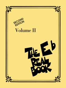 The Real Book - Volume II - Second Edition: Eb Edition