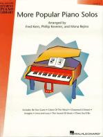 More Popular Piano Solos - Level 5: Hal Leonard Student Piano Library