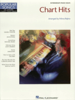 Chart Hits: Hal Leonard Student Piano Library Popular Songs Series Intermediate Piano