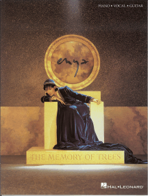 Enya - The Memory of Trees (Songbook)