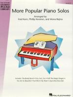 More Popular Piano Solos - Level 2: Hal Leonard Student Piano Library