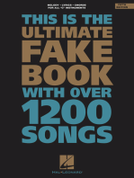 The Ultimate Fake Book - 5th Edition